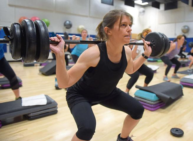 Les Mills Body Pump Fort Madison Family Ymca